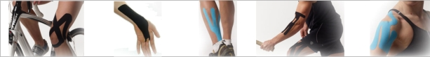 Kinesiology Tape Applications